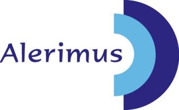 Het huidige logo van Alerimus